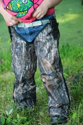 Crackshot Youth Chapz™ kid size Snake chaps, youth size snake chaps, kid snake protection, crackshot chaps youth, snake bite chaps for kids, kids chaps for snake protection, chaps for snake bite
