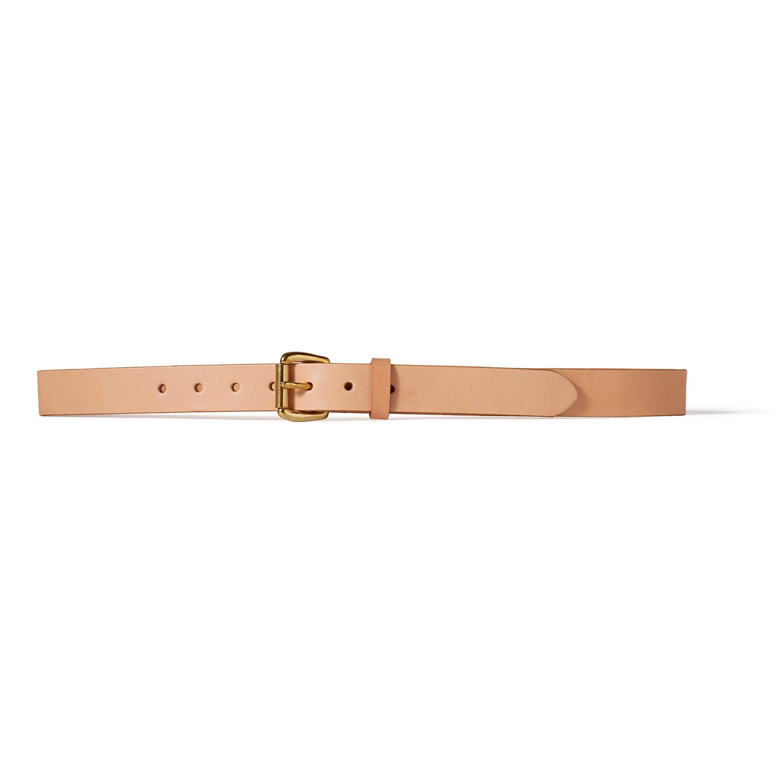 filson filson 1in bridle leather belt fil 63204