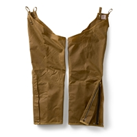 Filson Double Tin Chaps with Leg Zippers  Husky