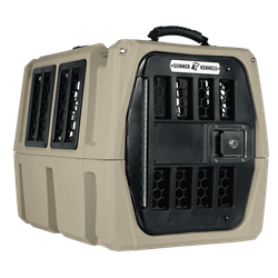 Gunner Kennels G1™ Small Gunner Kennels, Small Kennel, Indestructible dog crate, small dog crate, small dog kennel, gunner kennels small, g1 small