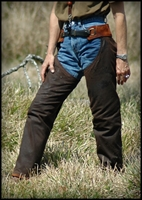 Huntsmith Collection Chaps oil cloth, oil cloth chaps, chaps, best chaps, high quality chaps, hunting chaps, upland, upland hunting, upland chaps, upland hunting chaps, huntsmith collection, huntsmith, huntsmith chaps, huntsmith collection chaps