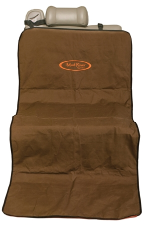 Mud River Shotgun Single Seat Cover