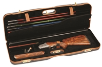 "NEW! Negrini 1659 Series | Tube Set -- Barrel up to 32.25"" High Rib Negrini, hard sided gun case, airline approved gun case, shotgun case, Krieghofff"