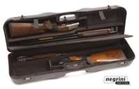 Negrini 1646 Series | Extra Deep 2 Gun Travel Cases for Extra Capacity