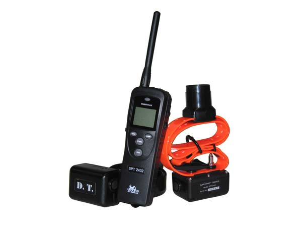 D.T. Systems Super Pro e-Lite 2 Dog 1.3 Mile Remote Trainer with Beeper