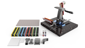 Wicked Edge Pro-Pack III wicked edge, knife, sharpener, sharpening system, kit, made in USA