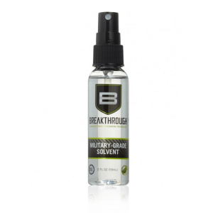 Breakthrough Military Grade Solvent, 2oz Breakthrough, gun solvent, gun cleaning, lead, powder, cleaner