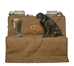Mud River Two Barrel Double Seat Cover - MDR-MR7771-Brown