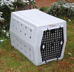 Ruff Tough Intermediate Single Door Kennel
