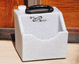 RuffLand Performance Portable Dog Water Dish RuffLand Performance Water container, dog water bowl, spill proof dog water bowl, RuffLand Performance dog bowl, ruff tuff dog bowl, rough tough water bowl