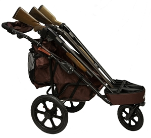 Rugged Gear 3-Gun Shooting Cart Combo Package