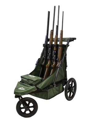 Rugged Gear 4-Gun Shooting Cart Combo Package