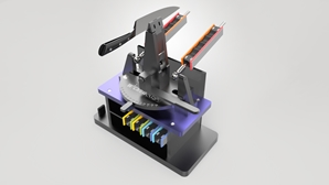 Wicked Edge Generation 3 Pro Sharpener - WE300 wicked edge, knife, sharpener, sharpening system, kit, made in USA