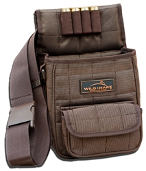Wild Hare Premium Divided Shell Pouch sporting clays pouch, skeet pouch