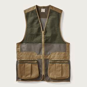 Filson Lightweight Shooting Vest lightweight shooting vest, light shooting vest, light weight shooting vest, Filson shooting vest, filson vest